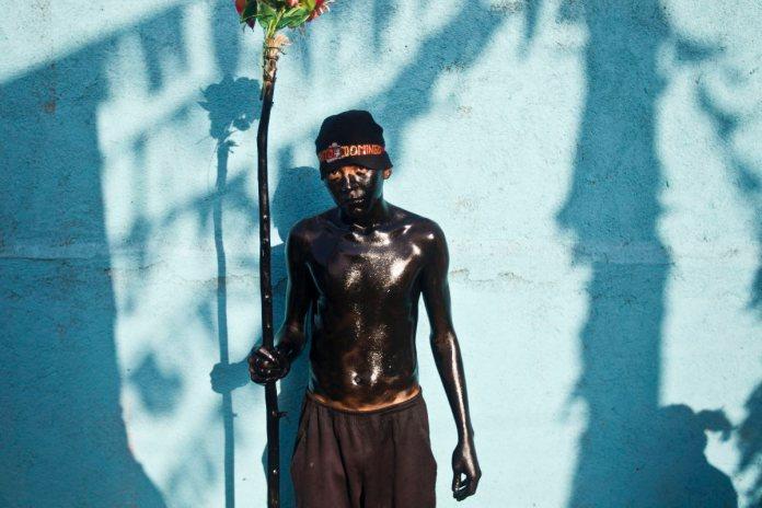 APTOPIX Nicaragua Santo Domingo