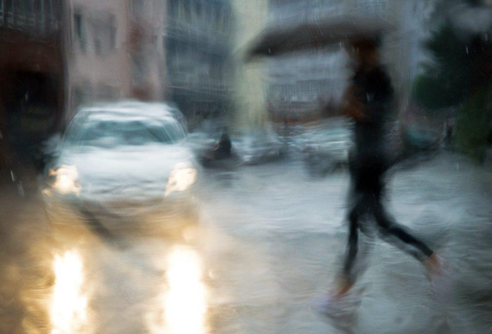 Rain in Lower Saxony