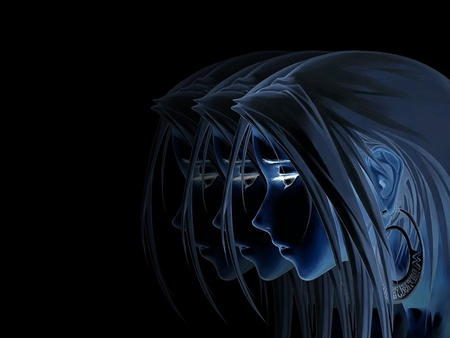Abstract Girl - Credit Desktop Nexus