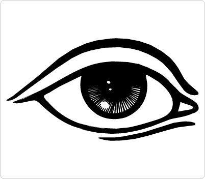 i-clipart-eye-10